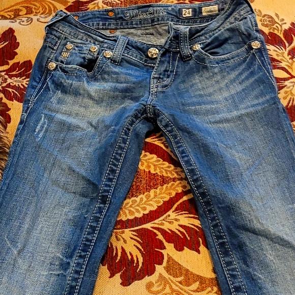 MissMe jeans in great shape